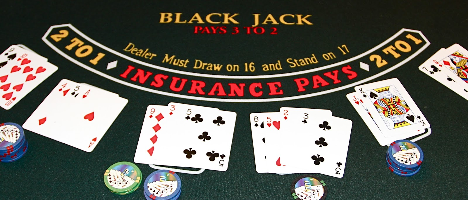 Blackjack : quels sont les avantages de la versions Online de ce titre ?